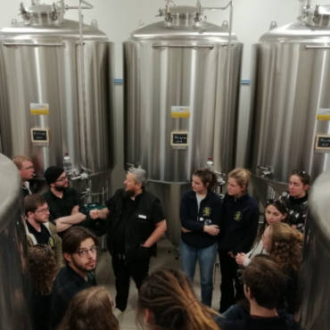 Visite de Gembloux Agro-Bio Tech