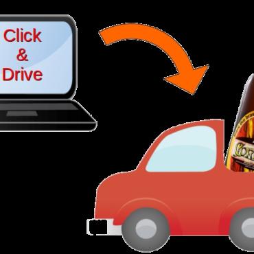 Cordoeil Click&Drive
