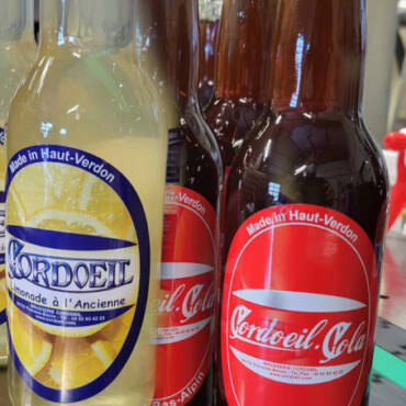 Cordoeil-Cola & Cordoeil Limonade